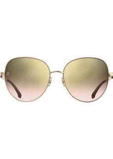 Elie Saab gradient-effect sunglasses