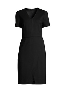 Elie Tahari Alessandra Ponte Knit Dress