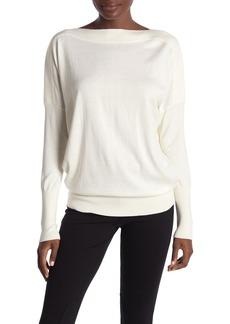 Elie Tahari Angie Silk Blend Sweater