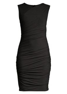 Elie Tahari Atara Ponte Bodycon Dress