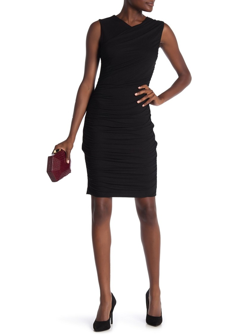 Elie Tahari Atara Ruched Dress