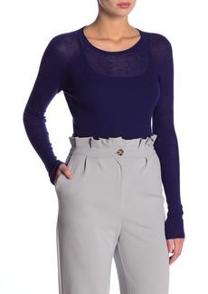Elie Tahari Carly Wool Blend Sweater