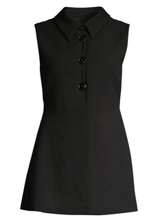 Elie Tahari Desiree Vest Top