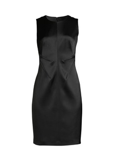 Elie Tahari Dorit Sleeveless Sheath Dress