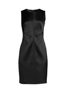 Elie Tahari Dorit Sleeveless Sheath Dress