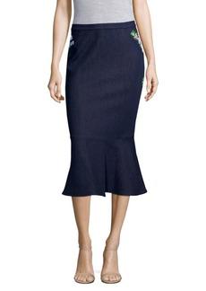 Eavanna Flounce Skirt