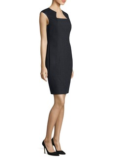 Elie Tahari Aiden Sheath Dress