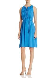 Elie Tahari Amina Embellished Tee Dress