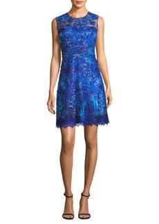 Elie Tahari Anabelle Lace Dress