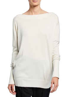 Elie Tahari Angie Boat-Neck Sweater