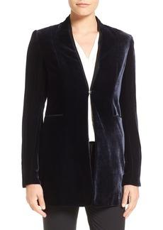 Elie Tahari 'Antoinette' Velvet Jacket