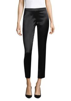 Arabella Satin Crop Pants
