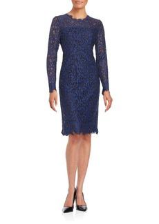 Elie Tahari Bellamy Lace Dress