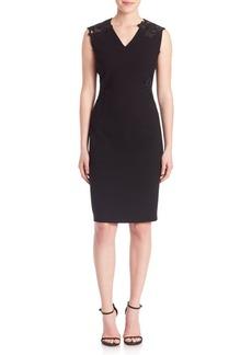 Elie Tahari Benita Cut Dress