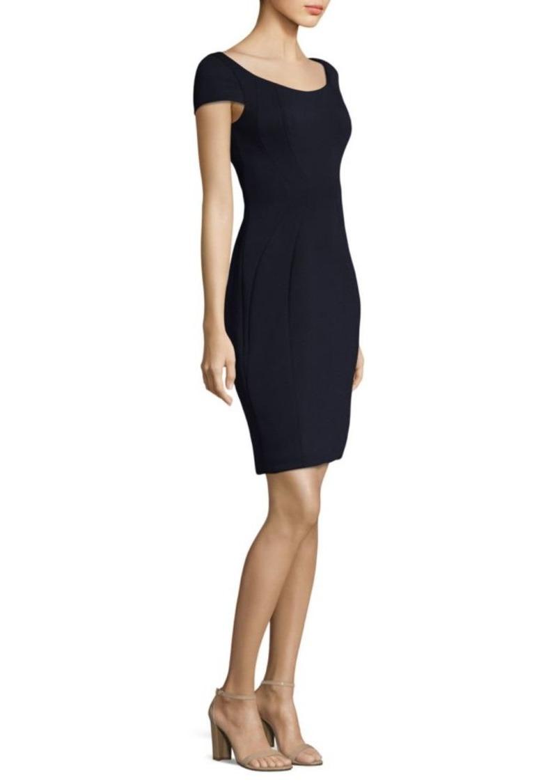 Elie Tahari Bernice Sheath Dress