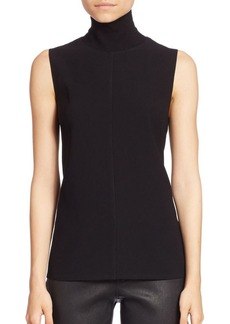 Elie Tahari Brinley Turtleneck Top
