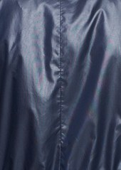 Elie Tahari 'Bryony' Oversized Collar Anorak