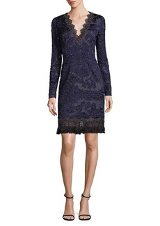 Elie Tahari Camden Lace Dress