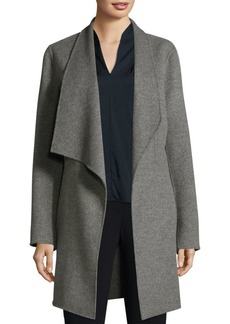 Elie Tahari Christina Wool Coat