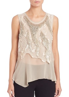 Elie Tahari Clancy Blouse