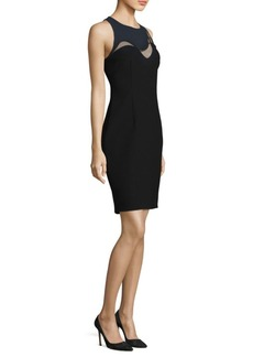Elie Tahari Colby Sheath Dress