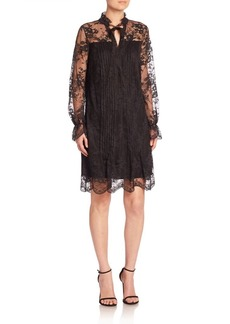 Elie Tahari Dara Lace Dress