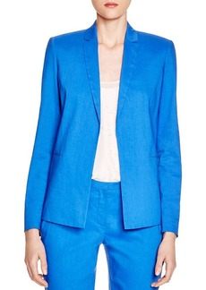 Elie Tahari Darcy Stretch Wool Blazer - 100% Bloomingdale's Exclusive