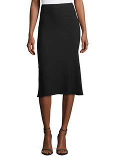 Elie Tahari Eavanna Mermaid Midi Skirt