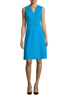 Elie Tahari Elicia Sleeveless Dress