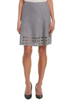Elie Tahari Elie Tahari Wool Skirt