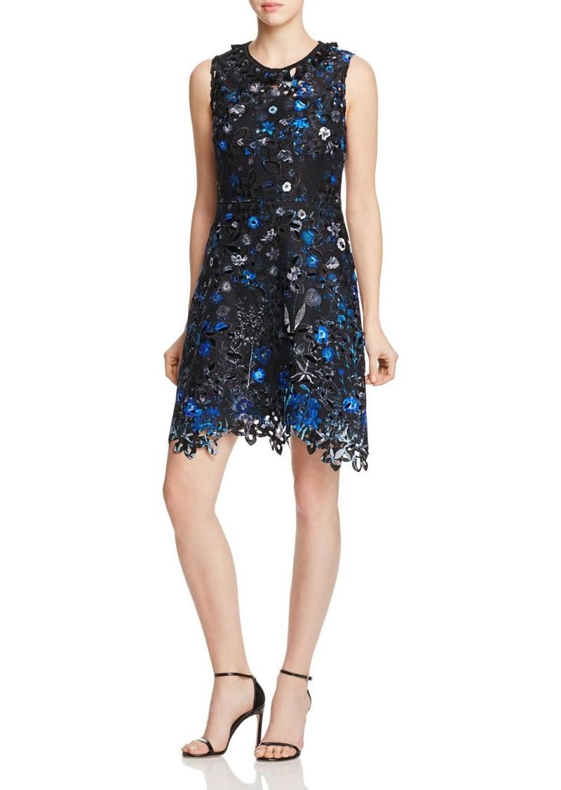 eece490e4f80 Elie Tahari Elie Tahari Elisha Floral Lace Dress | Dresses