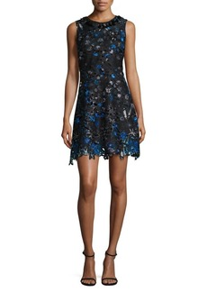 Elie Tahari Elisha Shift Dress