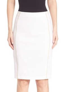 Elie Tahari Eliza Pencil Skirt