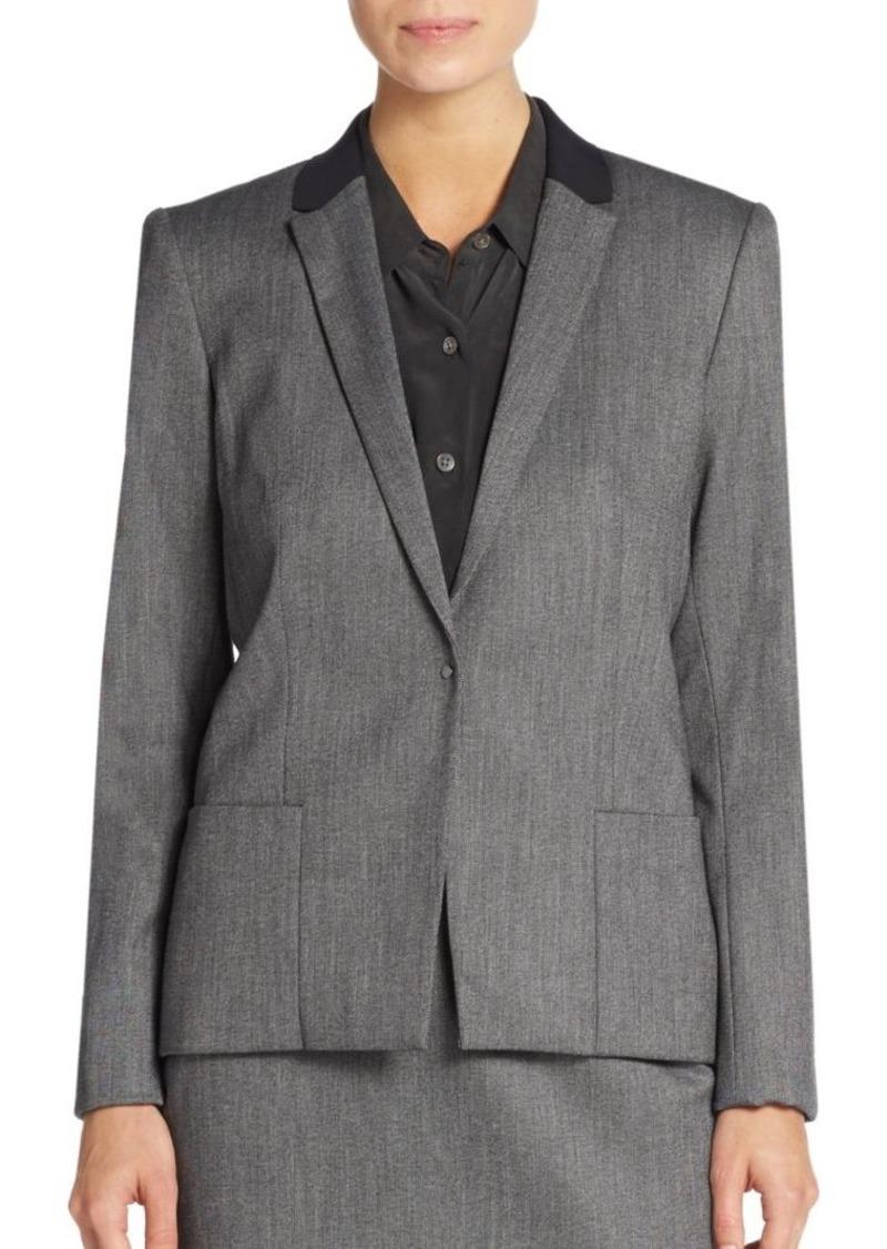 Elie Tahari Ellen Suiting Jacket
