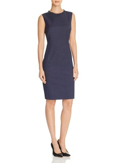 Elie Tahari Emory Sheath Dress