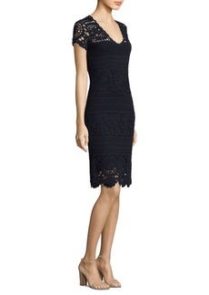 Elie Tahari Esme Sweater Dress