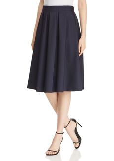 Elie Tahari Faiza Pleated Skirt