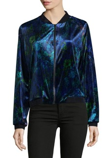 Elie Tahari Fatima Zippered Jacket