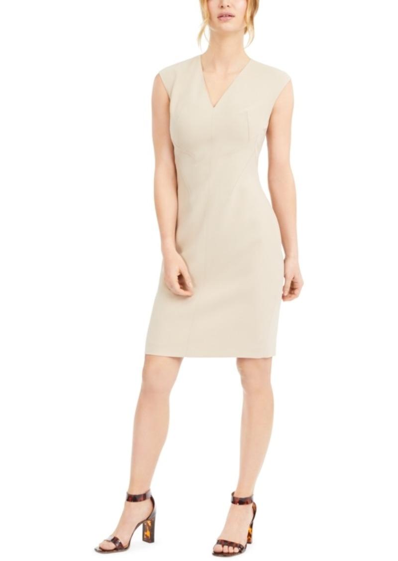 Elie Tahari Fern Sleeveless Dress