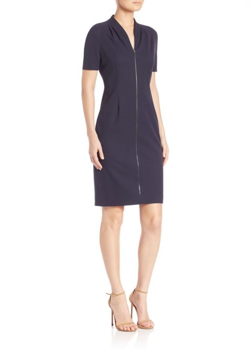 Elie Tahari Frances Sheath Dress