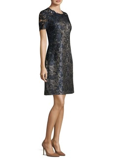 Elie Tahari Galina A-Line Dress