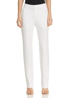 Elie Tahari Gia Straight Pants