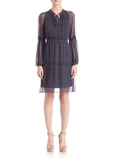 Elie Tahari Greta Silk Dress