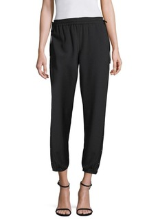 Elie Tahari Heather Elasticized Pants