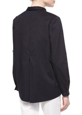 Tahari Woman Helena Button-Front Shirt