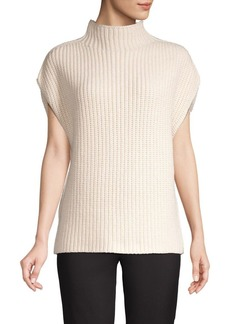 Elie Tahari High Neck Dolman-Sleeve Sweater