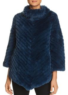 Elie Tahari Hunter Fur Pullover Jacket - 100% Exclusive