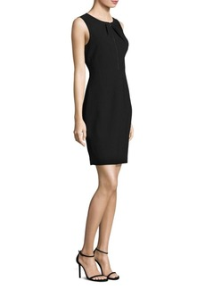 Elie Tahari Jadea Little Black Dress