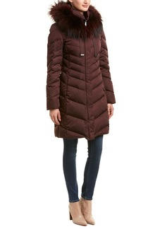 Elie Tahari Jamie Down Coat