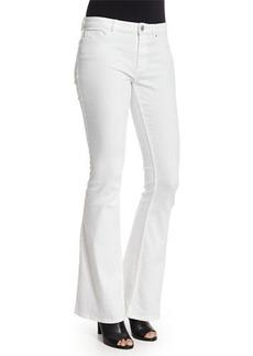Elie Tahari Janice Flare-Leg Jeans